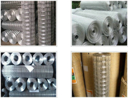 Cina Korosi Perlawanan Square Wire Mesh, Low Carbon Steel 4x4 Welded Wire Mesh perusahaan