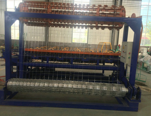 Cina Hexagonal Wire Mesh Machine 1.2M * 100M Per Roll Fencing Wire Making Machine pabrik