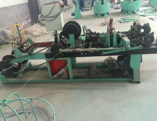 Cina Max Wire Diameter Wire Netting Machine Low Noise Chain Link Fence Making Machine pabrik