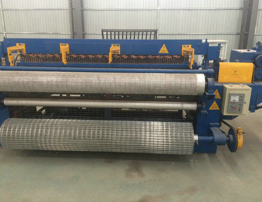Steel Wire Mesh Welding Machine, Fleksibilitas Tinggi Gabion Mesh Machine