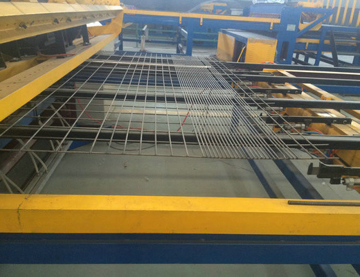 Diameter 1,8 - 5.5mm Anggar Wire Machine / Gabion Wire Mesh Machine Untuk Wire Netting